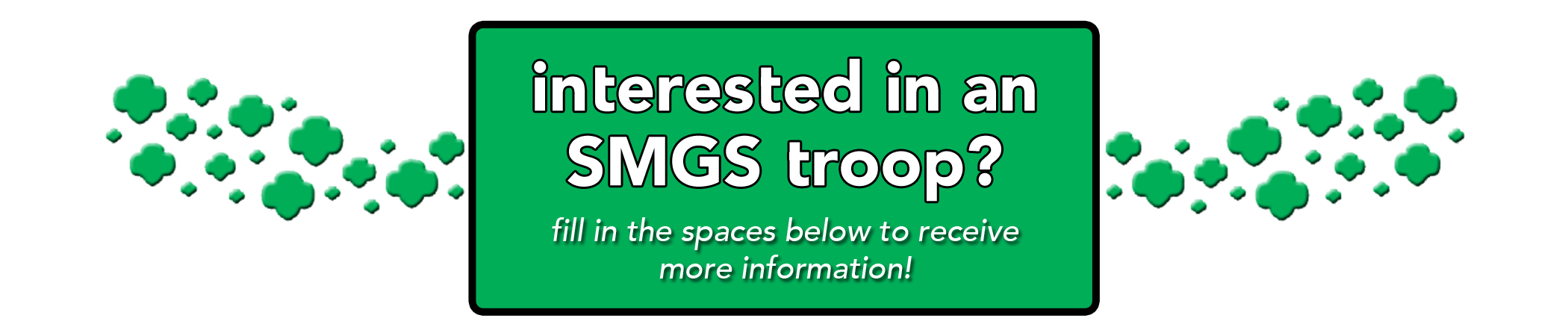 interested in joining SMGS wave